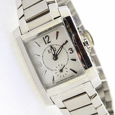 MOVADO ESQ  LADIES WATCH WHITE DIAL RECTANGLE CASE STAINLESS STEEL MODEL E5298