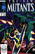 New Mutants Vol. 1 (1983-1991) #67