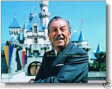 Walt Disney Disneyland 1966 Sleeping Beauty Castle Partners Statue Hub  NEW 8x10