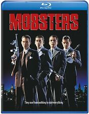 MOBSTERS (1991 Christian Slater)  Blu Ray - Region free