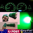Green LED Dash Gauge Light Kit - Suit Patrol GQ Series 1 & Series 2