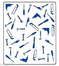 Crafts Too 12.7cm x 15.0cm Embossing Folder TOOLS CTFD3030