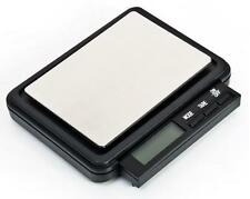 0.1 / 2000g DIGITAL POCKET WEIGHING SCALES BALANCE FOR SCRAP GOLD SILVER DIAMOND