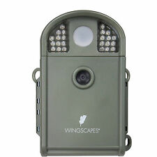Wingscapes BirdCam Pro, 20 MP Hunting Scouting Trail Game Mini Cam, 16:9 Full HD