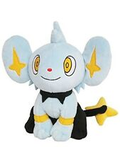NEW Rare Pokemon Sanei ALL STAR COLLECTION Shinx Plush Doll Japan limited
