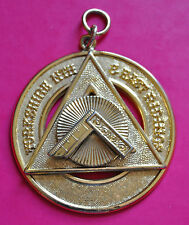 Yorkshire N & E Past Provincial Grand Sojourner Chapter collar jewel masonic RA