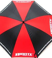BIANTE HUGE BLACK AND RED WATERPROOF UMBRELLA LIMITED