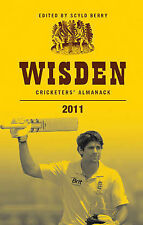 Wisden Cricketers Almanack 2011,ACCEPTABLE Book