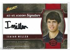2013 Future Force Red Signature (FFRS15) Isaiah MILLER # 010