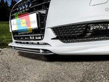 SOTTO PARAURTI AUDI A6 4G C7 2011+ SPOILER ANTERIORE LOOK SLINE S6 RS6