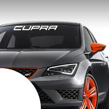 Cupra ✔ Auto ✔ Aufkleber ✔ Frontscheibenaufkleber ✔ Sticker ✔ Autoaufkleber ✔