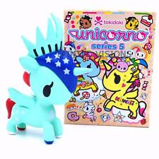 LIBERTY UNICORNO SERIES 5 TOKIDOKI SIMONE LEGNO VINYL UNICORN MINI FIGURE