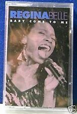 Regina Belle Baby Come To Me 10 track CASSETTE TAPE NEW