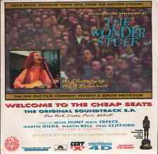 Wonder Stuff-welcome to the cheap seats ep 7""