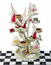 Truly Alice in Wonderland TREE CAKE STAND - Mad Hatter's Tea Party - Centrepiece