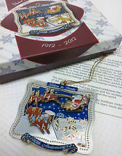 USPS Christmas 2012 ornament celebrates 100th anniversary of Letters To Santa