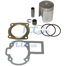 SUZUKI LT 80 LT80 PISTON RINGS GASKETS KIT 1987 - 2006 M PK22