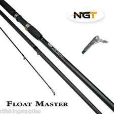 NGT FLOATMASTER FLOAT ROD 12FT 3 PC MATCH ROD QUIVER ROD CARP FISHING SCREW TIP