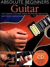 7 BOOKS: Absolute Beginners: Guitar W/CD & BASIC INSTRUCTOR FOR GUITAR, +5