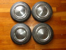 1960's Mercury Comet Cyclone Dog Dish Hub Caps 1965 1966 1967