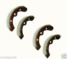 4 CLUB CAR GOLF CART BRAKE SHOES 1995 + UP  DS & PRECEDENT  GAS & ELECTRIC