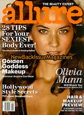 Allure 5/14,Olivia Munn,May 2014,NEW