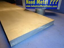 "6061 T6 Aluminum PLate 1"" x 12"" x 14""-Long-- 6061 1"" Plate --FREE SHIPPING !!!"
