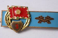 Hungary Hungarian Badge Anti-Aircraft Gun AA Class 3 Specialist Qualification