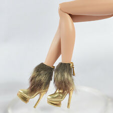 High doll shoes for Fashion Royalty Tropicalia Infusion Jem Holograms Monster 3N