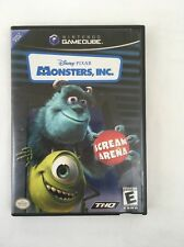 Monsters, Inc. Scream Arena (Nintendo GameCube, 2002) Mike Sully Boo