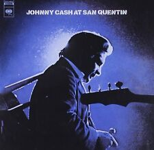 JOHNNY CASH - AT SAN QUENTIN: CD ALBUM (2000)