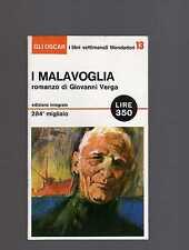 Giovanni Verga - I Malavoglia - sottocosto 8 euro -