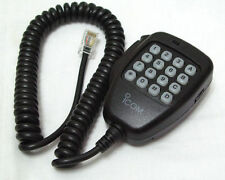 PTT DTMF mic for ICOM Two Way Radio IC-2720H IC-2200H IC-208H as HM-118TN
