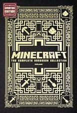 Minecraft The Complete Handbook Collection Official Mojang 4 Book Box Set