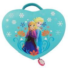 Nuevo Oficial congelados Disney Niñas / niños cosméticos / Joyero / Funda