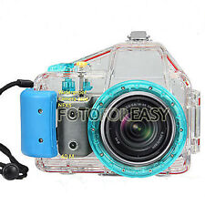 40M Waterproof Underwater Diving Dive Camera Case for Sony NEX-5 /16mm F2.8 Lens