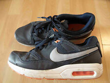 NIKE AIR MAX coole Sneakers blau grau Gr. 45 TOP MC516