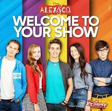 Alex & Co. - Welcome To Your Show ( CD - Album )