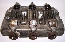 TRIUMPH TRIDENT T150 CYLINDER HEAD BSA ROCKET 3 A75 750 500 POLISHED ALLOY