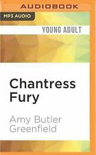 Chantress: Chantress Fury by Amy Butler Greenfield (2016, MP3 CD, Unabridged)
