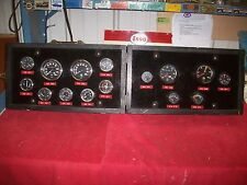 Vintage 1960's 1970's VDO Gauge Salesman Speed Shop Counter Display Man Cave