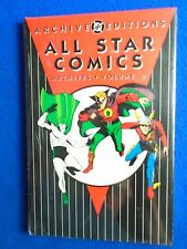 ~~ DC ARCHIVE EDITIONS ~ ALL STAR COMICS ARCHIVES VOL.0 ~ SEALED! ~~