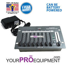 NEW | MPROW Compact DMX-512 Controller (16 Channels) LED (US SELLER)
