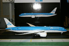 Gemini Jets 1:200 KLM Royal Dutch Airlines Boeing 787-9 PH-BHA (G2KLM545)