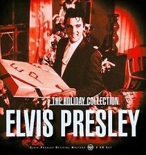 Holiday Collection (C Pack) [Audio CD] Presley, Elvis DVD BOX SET