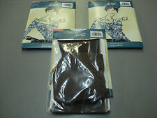 NWT Hanes Nordstrom The Ultra Sheer CT  Pantyhose Two Plus Espresso 3 Pair