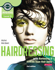 NVQ/SVQ Level 3 Hairdressing (with Barbering and African Type Hair Units), 2nd e