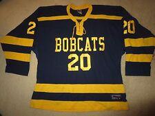 Arizona Bobcats #20 AAA elite Ice Hockey Championship Jersey XL