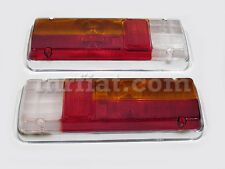 Alfa Romeo Giulia Super Rear Lens Set New