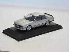BMW M635 CSI 1982 SILVER 430025120 Rare Minichamps 1:43